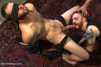 Photo number 10 from Straight Stud's First Boy Boy Experience shot for Men On Edge on Kink.com. Featuring Jesse Carl in hardcore BDSM & Fetish porn.