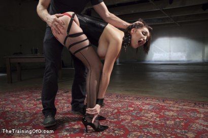 Photo number 5 from The Training of a Lazy Anal Slut, Final Day shot for The Training Of O on Kink.com. Featuring Holly Michaels and Owen Gray in hardcore BDSM & Fetish porn.