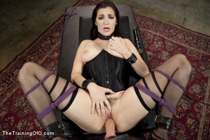 Photo number 12 from The Training of a Lazy Anal Slut, Final Day shot for The Training Of O on Kink.com. Featuring Holly Michaels and Owen Gray in hardcore BDSM & Fetish porn.
