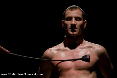 Photo number 3 from Nomad - The Beginning shot for 30 Minutes of Torment on Kink.com. Featuring Nomad in hardcore BDSM & Fetish porn.