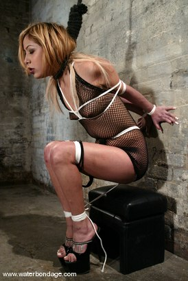 Photo number 2 from Kat shot for Water Bondage on Kink.com. Featuring Kat in hardcore BDSM & Fetish porn.