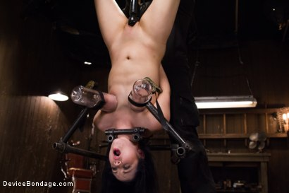 Photo number 11 from Reign of Terror shot for Device Bondage on Kink.com. Featuring Orlando and Becky Jane in hardcore BDSM & Fetish porn.