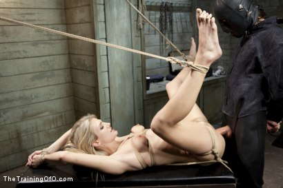 Photo number 12 from The Training of Amanda Tate, Day One shot for The Training Of O on Kink.com. Featuring Amanda Tate and Owen Gray in hardcore BDSM & Fetish porn.