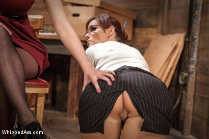 Photo number 2 from MILF librarian anal fucked into submission! shot for Whipped Ass on Kink.com. Featuring Cherry Torn and Syren de Mer in hardcore BDSM & Fetish porn.