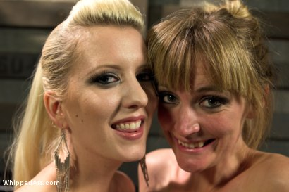 Photo number 10 from Dominating A Dominatrix shot for Whipped Ass on Kink.com. Featuring Cherry Torn and Mona Wales in hardcore BDSM & Fetish porn.