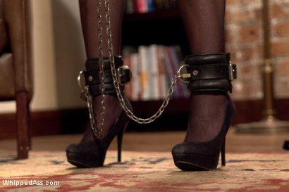 Photo number 4 from MILF Destroyed: Filthy Milfy Mommy Cunt shot for whippedass on Kink.com. Featuring Maitresse Madeline Marlowe and Simone Sonay in hardcore BDSM & Fetish porn.