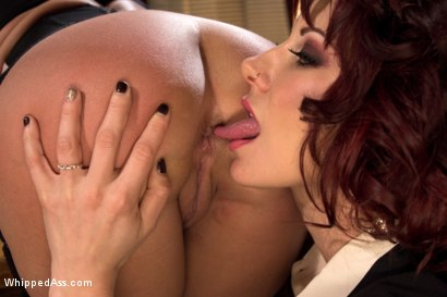 Photo number 6 from MILF Destroyed: Filthy Milfy Mommy Cunt shot for whippedass on Kink.com. Featuring Maitresse Madeline Marlowe and Simone Sonay in hardcore BDSM & Fetish porn.
