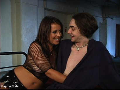 Photo number 16 from A Bored and Horny Bitch shot for Captive Male on Kink.com. Featuring Kade and Penny Flame in hardcore BDSM & Fetish porn.