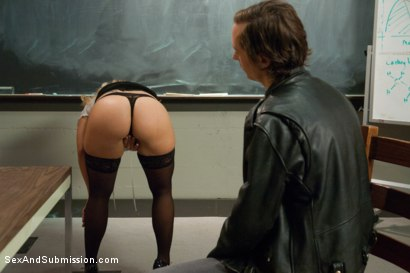 Photo number 6 from Confessions of a Submissive shot for Sex And Submission on Kink.com. Featuring Angel Allwood and Owen Gray in hardcore BDSM & Fetish porn.
