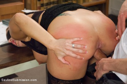 Photo number 8 from Confessions of a Submissive shot for Sex And Submission on Kink.com. Featuring Angel Allwood and Owen Gray in hardcore BDSM & Fetish porn.