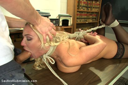 Photo number 9 from Confessions of a Submissive shot for Sex And Submission on Kink.com. Featuring Angel Allwood and Owen Gray in hardcore BDSM & Fetish porn.