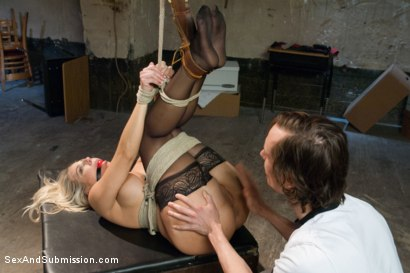 Photo number 12 from Confessions of a Submissive shot for Sex And Submission on Kink.com. Featuring Angel Allwood and Owen Gray in hardcore BDSM & Fetish porn.