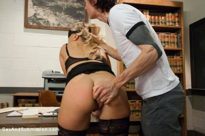 Photo number 5 from Confessions of a Submissive shot for Sex And Submission on Kink.com. Featuring Angel Allwood and Owen Gray in hardcore BDSM & Fetish porn.