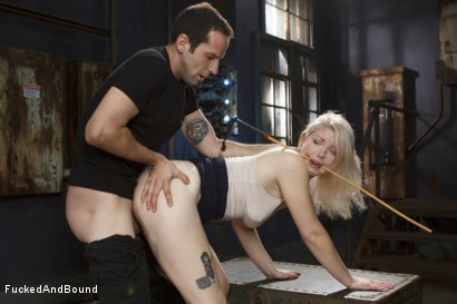 Photo number 2 from Show me your ass, whore shot for  on Kink.com. Featuring Ella Nova  and Maestro in hardcore BDSM & Fetish porn.