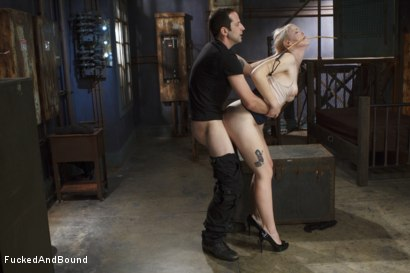 Photo number 12 from Show me your ass, whore shot for  on Kink.com. Featuring Ella Nova  and Maestro in hardcore BDSM & Fetish porn.