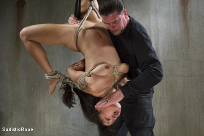 Photo number 15 from Extreme Fisting - Milcah makes #6 shot for Sadistic Rope on Kink.com. Featuring Milcah Halili in hardcore BDSM & Fetish porn.