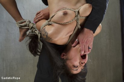 Photo number 13 from Extreme Fisting - Milcah makes #6 shot for Sadistic Rope on Kink.com. Featuring Milcah Halili in hardcore BDSM & Fetish porn.