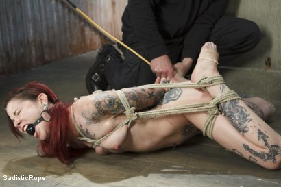Photo number 1 from FISTING, WATER BOARDING, EXTREME TORMENT, AND BRUTAL BONDAGE!!! shot for Sadistic Rope on Kink.com. Featuring Krysta Kaos in hardcore BDSM & Fetish porn.