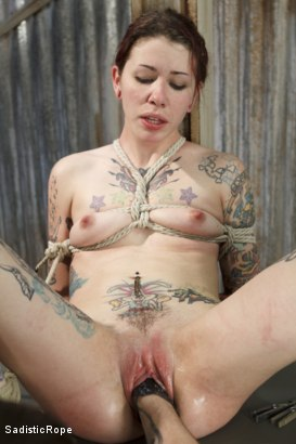 Photo number 15 from FISTING, WATER BOARDING, EXTREME TORMENT, AND BRUTAL BONDAGE!!! shot for Sadistic Rope on Kink.com. Featuring Krysta Kaos in hardcore BDSM & Fetish porn.