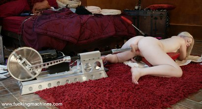 Photo number 10 from Charlotte Stokely shot for Fucking Machines on Kink.com. Featuring Charlotte Stokely in hardcore BDSM & Fetish porn.