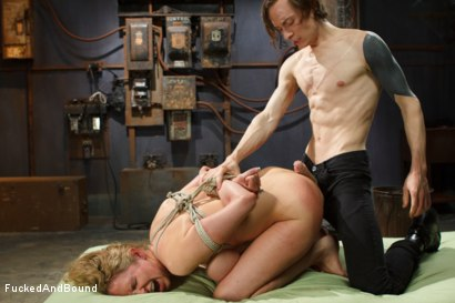 Photo number 12 from Rain Degrey is annihilated by massive cock shot for Fucked and Bound on Kink.com. Featuring Rain DeGrey and Owen Gray in hardcore BDSM & Fetish porn.
