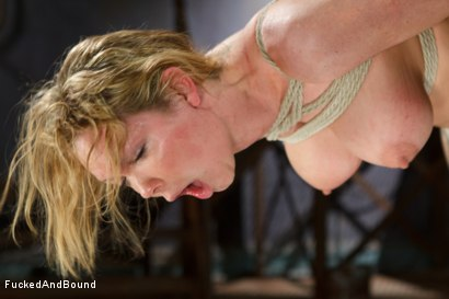 Photo number 11 from Rain Degrey is annihilated by massive cock shot for Fucked and Bound on Kink.com. Featuring Rain DeGrey and Owen Gray in hardcore BDSM & Fetish porn.