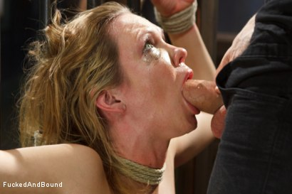 Photo number 3 from Rain Degrey is annihilated by massive cock shot for Fucked and Bound on Kink.com. Featuring Rain DeGrey and Owen Gray in hardcore BDSM & Fetish porn.