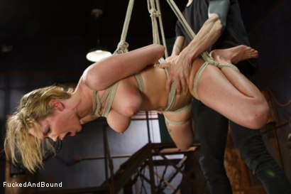 Photo number 8 from Rain Degrey is annihilated by massive cock shot for Fucked and Bound on Kink.com. Featuring Rain DeGrey and Owen Gray in hardcore BDSM & Fetish porn.