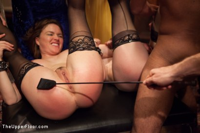 Photo number 13 from Krissy Lynn's Big Round Ass Fucked and Gives Newbie Slut Porno Lessons shot for The Upper Floor on Kink.com. Featuring Mickey Mod, Krissy Lynn, Lea Lexis, Owen Gray, Mona Wales and Sahara Rain in hardcore BDSM & Fetish porn.