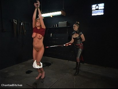 Photo number 2 from All Too Real shot for Chantas Bitches on Kink.com. Featuring Victoria Vonn in hardcore BDSM & Fetish porn.