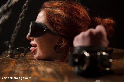 Photo number 12 from <strong>Blind Fear </strong><br>A Device Bondage Feature<br> shot for Device Bondage on Kink.com. Featuring Sheena Rose in hardcore BDSM & Fetish porn.