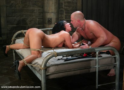 Photo number 5 from Mark Davis and Julie Night shot for Sex And Submission on Kink.com. Featuring Mark Davis and Julie Night in hardcore BDSM & Fetish porn.
