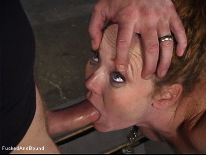 Photo number 2 from The Kinkiest Bitch shot for  on Kink.com. Featuring Otto Bauer and Audrey Hollander in hardcore BDSM & Fetish porn.