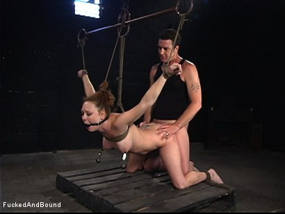 Photo number 11 from The Kinkiest Bitch shot for  on Kink.com. Featuring Otto Bauer and Audrey Hollander in hardcore BDSM & Fetish porn.