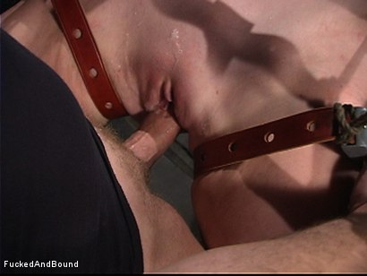 Photo number 12 from The Kinkiest Bitch shot for  on Kink.com. Featuring Otto Bauer and Audrey Hollander in hardcore BDSM & Fetish porn.
