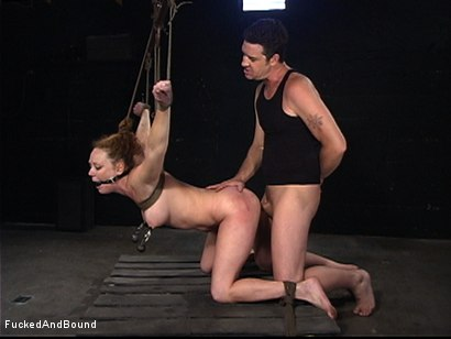 Photo number 15 from The Kinkiest Bitch shot for  on Kink.com. Featuring Otto Bauer and Audrey Hollander in hardcore BDSM & Fetish porn.