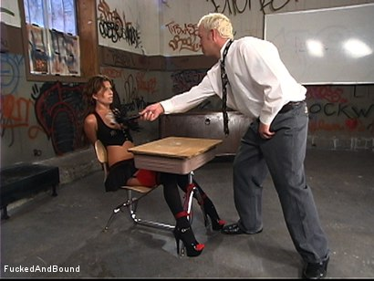 Photo number 4 from Coed Slut Disciplined shot for  on Kink.com. Featuring Bailey Brooks and Billy in hardcore BDSM & Fetish porn.