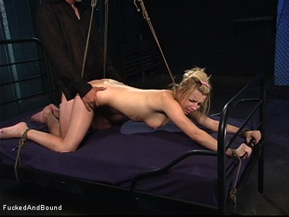 Photo number 6 from The French Master shot for Brutal Sessions on Kink.com. Featuring Lexi Belle and Mark Frenchy in hardcore BDSM & Fetish porn.