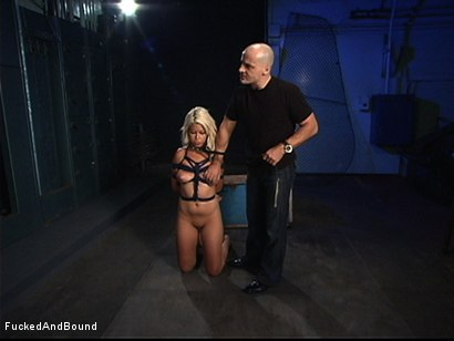 Photo number 1 from Master English Disciplines His Whore shot for Brutal Sessions on Kink.com. Featuring Bridgette B and Ben English in hardcore BDSM & Fetish porn.