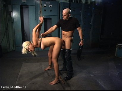 Photo number 8 from Master English Disciplines His Whore shot for Brutal Sessions on Kink.com. Featuring Bridgette B and Ben English in hardcore BDSM & Fetish porn.