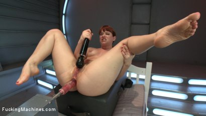 Photo number 13 from Pilates FuckingMachine! shot for Fucking Machines on Kink.com. Featuring Claire Robbins in hardcore BDSM & Fetish porn.