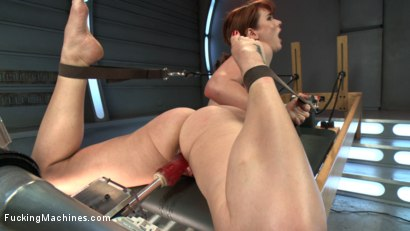 Photo number 5 from Pilates FuckingMachine! shot for Fucking Machines on Kink.com. Featuring Claire Robbins in hardcore BDSM & Fetish porn.