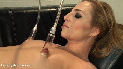 Photo number 7 from Those in the front row WILL GET WET - A Mega Squirter shot for Fucking Machines on Kink.com. Featuring Roxy Rox in hardcore BDSM & Fetish porn.