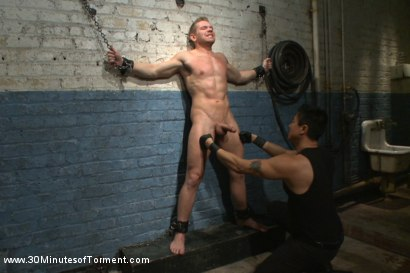 Photo number 4 from Alex Adams endures the cock, balls and ass torment shot for 30 Minutes of Torment on Kink.com. Featuring Alex Adams in hardcore BDSM & Fetish porn.