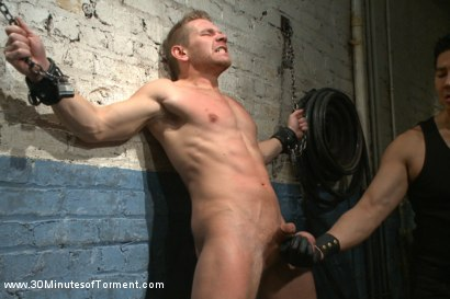 Photo number 5 from Alex Adams endures the cock, balls and ass torment shot for 30 Minutes of Torment on Kink.com. Featuring Alex Adams in hardcore BDSM & Fetish porn.