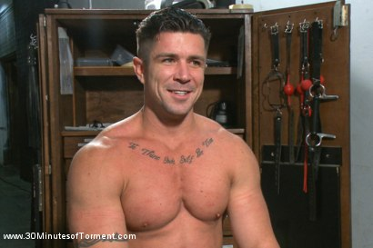 Photo number 15 from House dom Trenton Ducati finally gets what he deserves shot for 30 Minutes of Torment on Kink.com. Featuring Trenton Ducati in hardcore BDSM & Fetish porn.