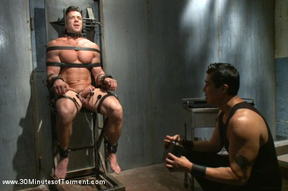 Photo number 7 from House dom Trenton Ducati finally gets what he deserves shot for 30 Minutes of Torment on Kink.com. Featuring Trenton Ducati in hardcore BDSM & Fetish porn.