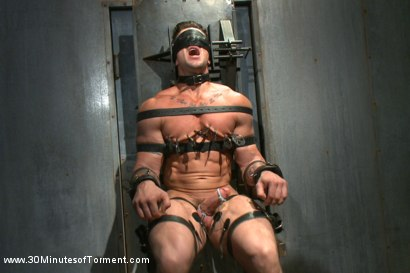 Photo number 9 from House dom Trenton Ducati finally gets what he deserves shot for 30 Minutes of Torment on Kink.com. Featuring Trenton Ducati in hardcore BDSM & Fetish porn.