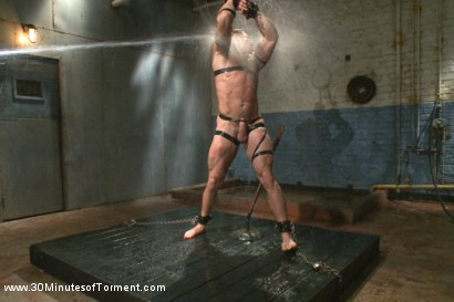 Photo number 13 from House dom Trenton Ducati finally gets what he deserves shot for 30 Minutes of Torment on Kink.com. Featuring Trenton Ducati in hardcore BDSM & Fetish porn.
