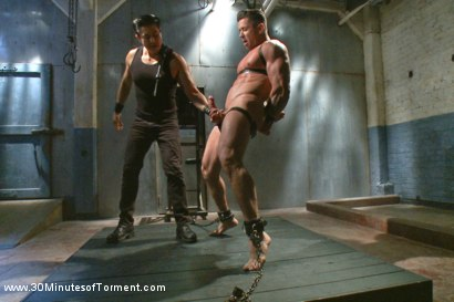Photo number 4 from House dom Trenton Ducati finally gets what he deserves shot for 30 Minutes of Torment on Kink.com. Featuring Trenton Ducati in hardcore BDSM & Fetish porn.
